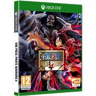 One Piece Pirate Warriors 4 – Xbox One - Hra na konzolu