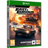 Fast and Furious Crossroads – Xbox One - Hra na konzolu