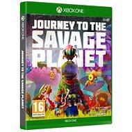 Journey to the Savage Planet – Xbox One - Hra na konzolu