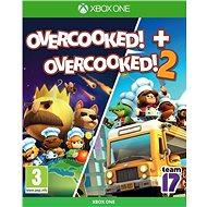Overcooked! + Overcooked! 2 – Double Pack – Xbox One - Hra na konzolu