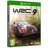 WRC 9 The Official Game – Xbox One - Hra na konzolu