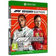 F1 2020 – Seventy Edition – Xbox One - Hra na konzolu