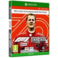 F1 2020 – Michael Schumacher Deluxe Edition – Xbox One - Hra na konzolu