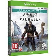 Assassins Creed Valhalla – Drakkar Edition – Xbox One - Hra na konzolu