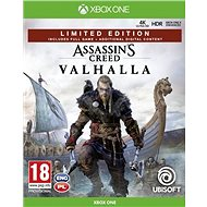 Assassins Creed Valhalla – Limited Edition – Xbox One - Hra na konzolu