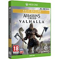 Assassins Creed Valhalla – Gold Edition – Xbox One - Hra na konzolu