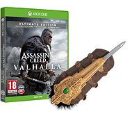 Assassins Creed Valhalla – Ultimate Edition – Xbox One + Eivors Hidden Blade - Hra na konzolu
