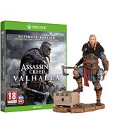 Assassins Creed Valhalla – Ultimate Edition – Xbox One + Eivor figúrka - Hra na konzolu