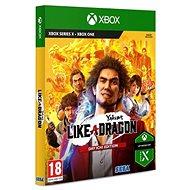 Yakuza: Like a Dragon – Day Ichi Edition – Xbox One - Hra na konzolu