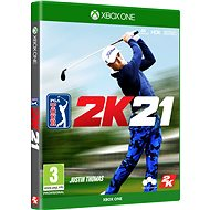 PGA Tour 2K21 – Xbox One - Hra na konzolu