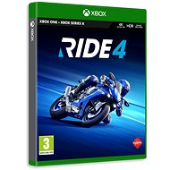RIDE 4 – Xbox One - Hra na konzolu