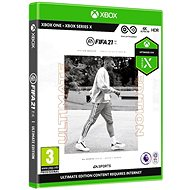 FIFA 21: Ultimate Edition – Xbox One - Hra na konzolu