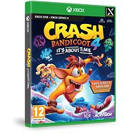 Crash Bandicoot 4: Its About Time – Xbox One - Hra na konzolu