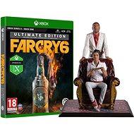 Far Cry 6: Ultimate Edition + Antón and Diego – figúrka – Xbox - Hra na konzolu