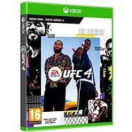 UFC 4 – Xbox One - Hra na konzolu