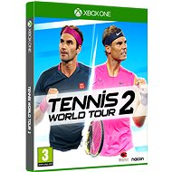 Tennis World Tour 2 – Xbox One - Hra na konzolu