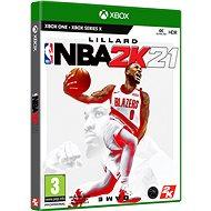 NBA 2K21 – Xbox One - Hra na konzolu