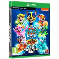 Paw Patrol: Mighty Pups Save Adventure Bay – Xbox One - Hra na konzolu