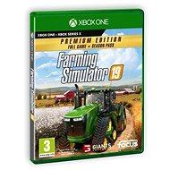 Farming Simulator 19: Premium Edition – Xbox One - Hra na konzolu