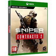 Sniper: Ghost Warrior Contracts 2 – Xbox - Hra na konzolu