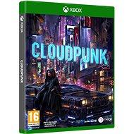 CloudPunk – Xbox One - Hra na konzolu