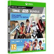 The Sims 4: Star Wars – Výprava na Batuu bundle (Plná hra + rozšírenie) – Xbox One - Hra na konzolu