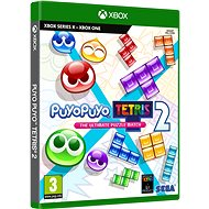 Puyo Puyo Tetris 2: The Ultimate Puzzle Match – Xbox One - Hra na konzolu