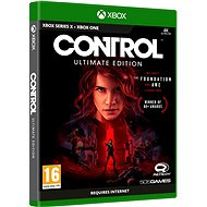 Control Ultimate Edition – Xbox One - Hra na konzolu