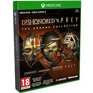 Dishonored and Prey: The Arkane Collection – Xbox