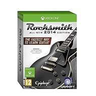 Rocksmith 2014 Edition + Guitar Cable – Xbox One