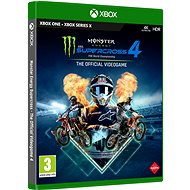 Monster Energy Supercross 4 – Xbox One - Hra na konzolu
