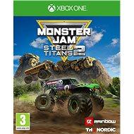 Monster Jam: Steel Titans 2 - Xbox