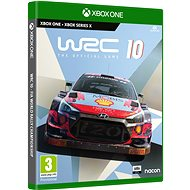 WRC 10 The Official Game – Xbox - Hra na konzolu