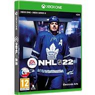 NHL 22 – Xbox One - Hra na konzolu