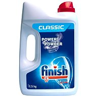 FINISH prášok Power Powder Regular 2,5 kg - Prášok do umývačky