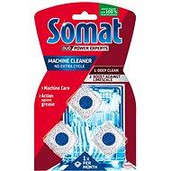 SOMAT Machine cleaner 3 ks - Čistič umývačky riadu
