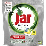 Jar Platinum Yellow (63 ks) - Tablety do umývačky