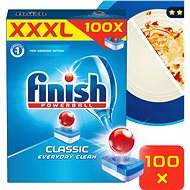 FINISH Classic 100 ks - Tablety do umývačky