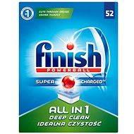 FINISH All-in-1 52 ks - Tablety do umývačky
