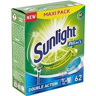 SUNLIGHT All in 1 (62 ks) - Tablety do umývačky