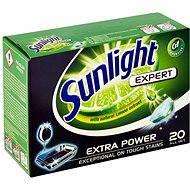 SUNLIGHT All in 1 Extra Power (20 ks) - Tablety do umývačky