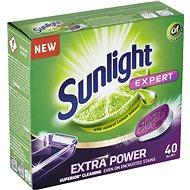SUNLIGHT All in 1 Extra Power (40 ks) - Tablety do umývačky