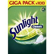 SUNLIGHT Classic (100 ks) - Tablety do umývačky