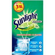 SUNLIGHT Čistič umývačky 3 x 40 g - Čistič umývačky riadu