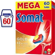 SOMAT Gold tablety 60 ks - Tablety do umývačky