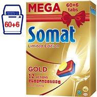 SOMAT Gold 60 + 6 ks - Tablety do umývačky