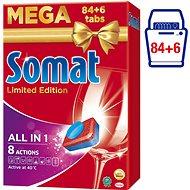 SOMAT All in 1 84 + 6 ks - Tablety do umývačky