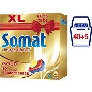 SOMAT Gold 40+5 ks - Tablety do umývačky
