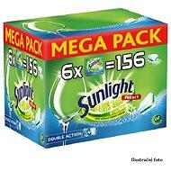 SUNLIGHT All in 1 156 ks MEGAPACK - Tablety do umývačky