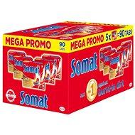 SOMAT Gold MEGABOX 90 ks - Tablety do umývačky